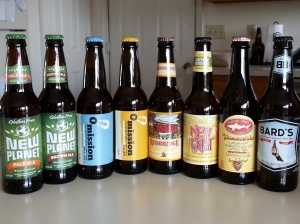 Gluten-Free Beer Selection