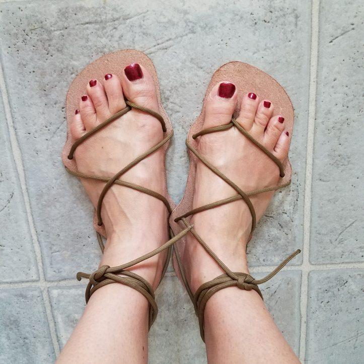 Shoes 1.0 ... Still Pretty Stiff