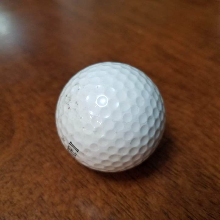 A Massage Tool, Cleverly Disguised as a Golf Ball