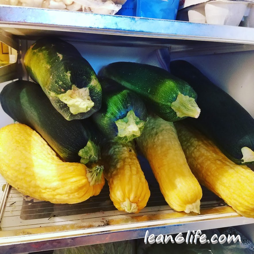 Oh no... so much squash