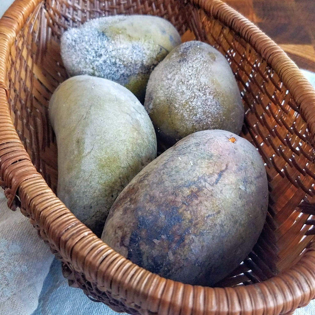 Frozen Pawpaws from the 2019 Season